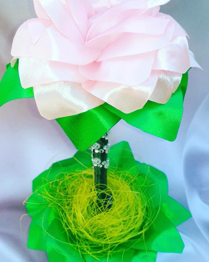 Ручка-роза, подарок-сувенир