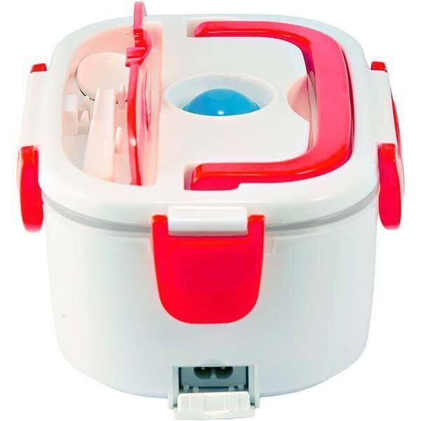 Электрический ланч-бокс для еды Electronic Lunchbox с подогревом
