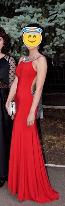 Выпускное/вечернее платье Sherri Hill