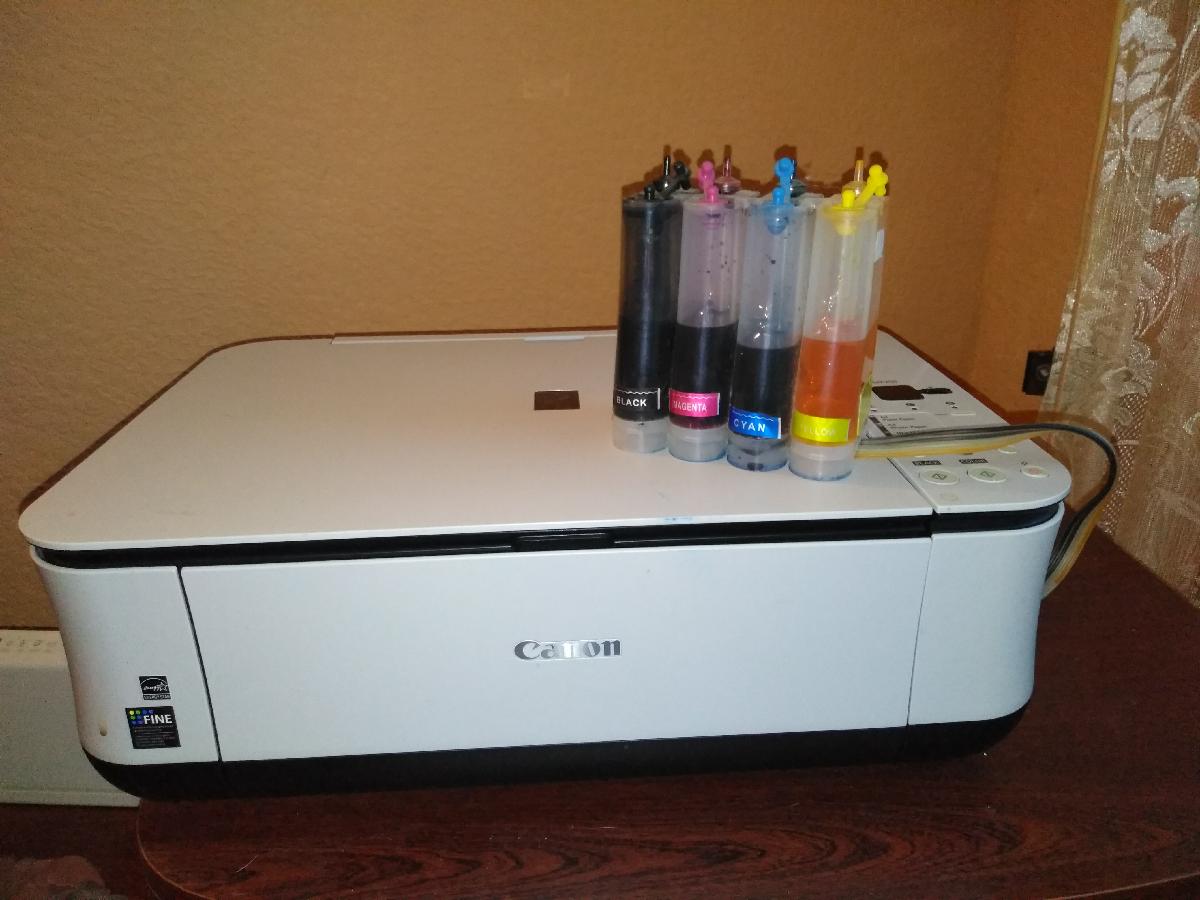 Продам 2 принтера Canon