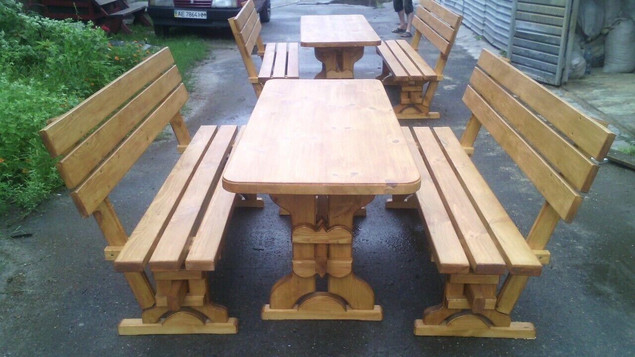 Садовый набор мебели