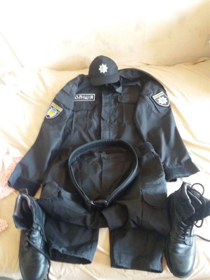 Продам форму полиции