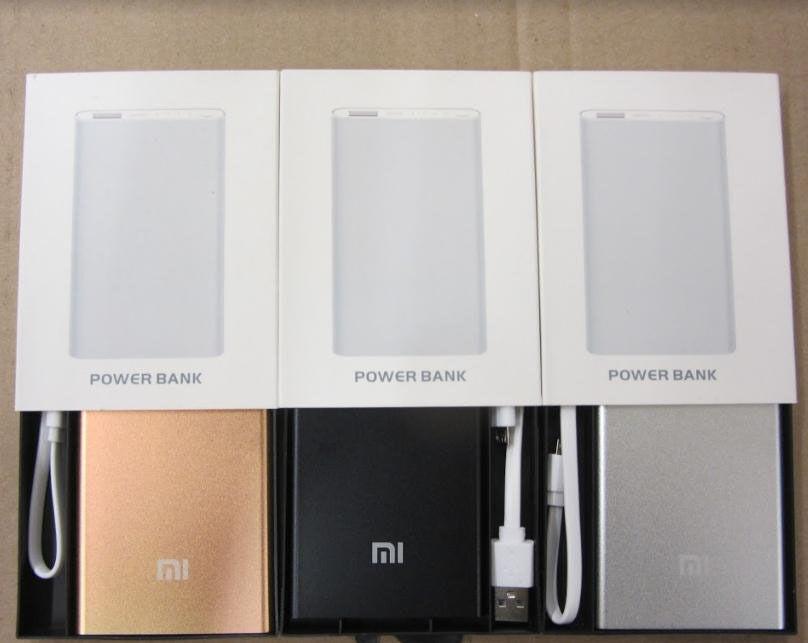 Повербанк Powerbank Xiaomi 20800 Mah для Iphone и самсунг