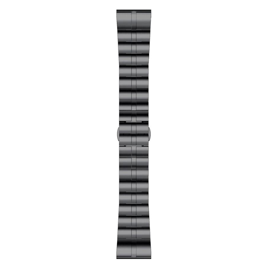 Металлический ремешок для Garmin Fenix 5x, 5x Plus, 6x, 3/3hr