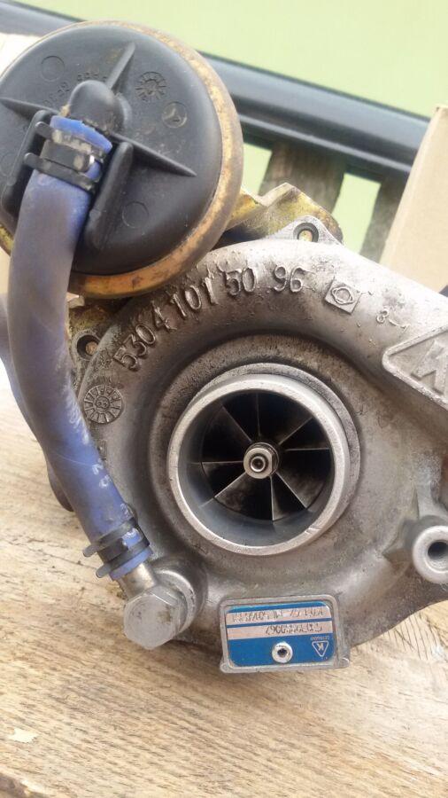 Турбокомпрессор турбина 53039880062 K03-62 Citroen Jumper Boxer
