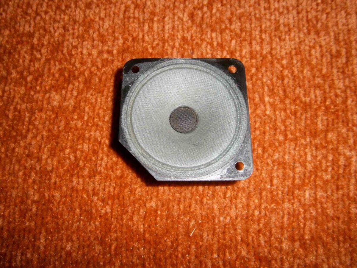 Динамик высокочастотный Videoton HD6,5/9V 1 штука