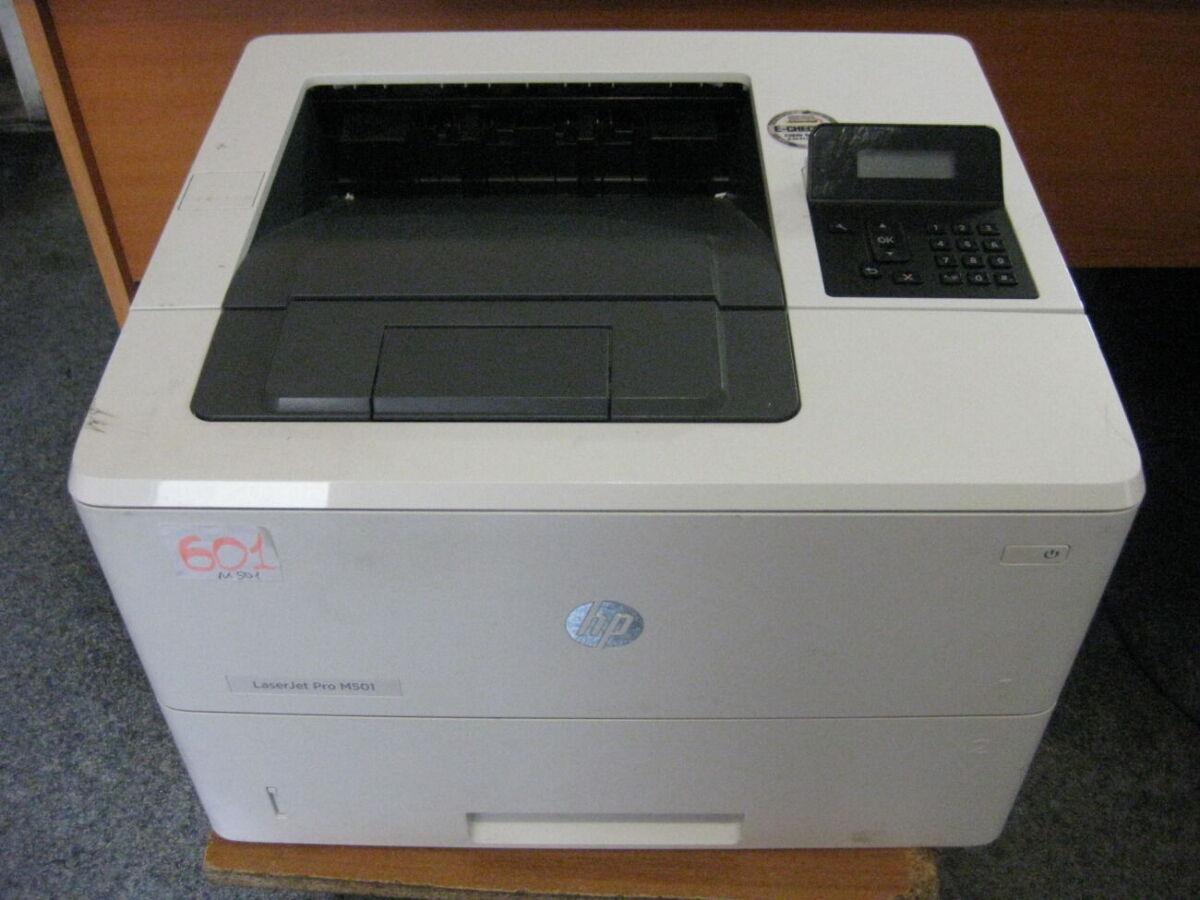 Принтер лазерний НР LJ Pro M501