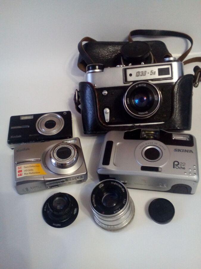 Обменяю фотоап. на камеру видеонаблюдения.