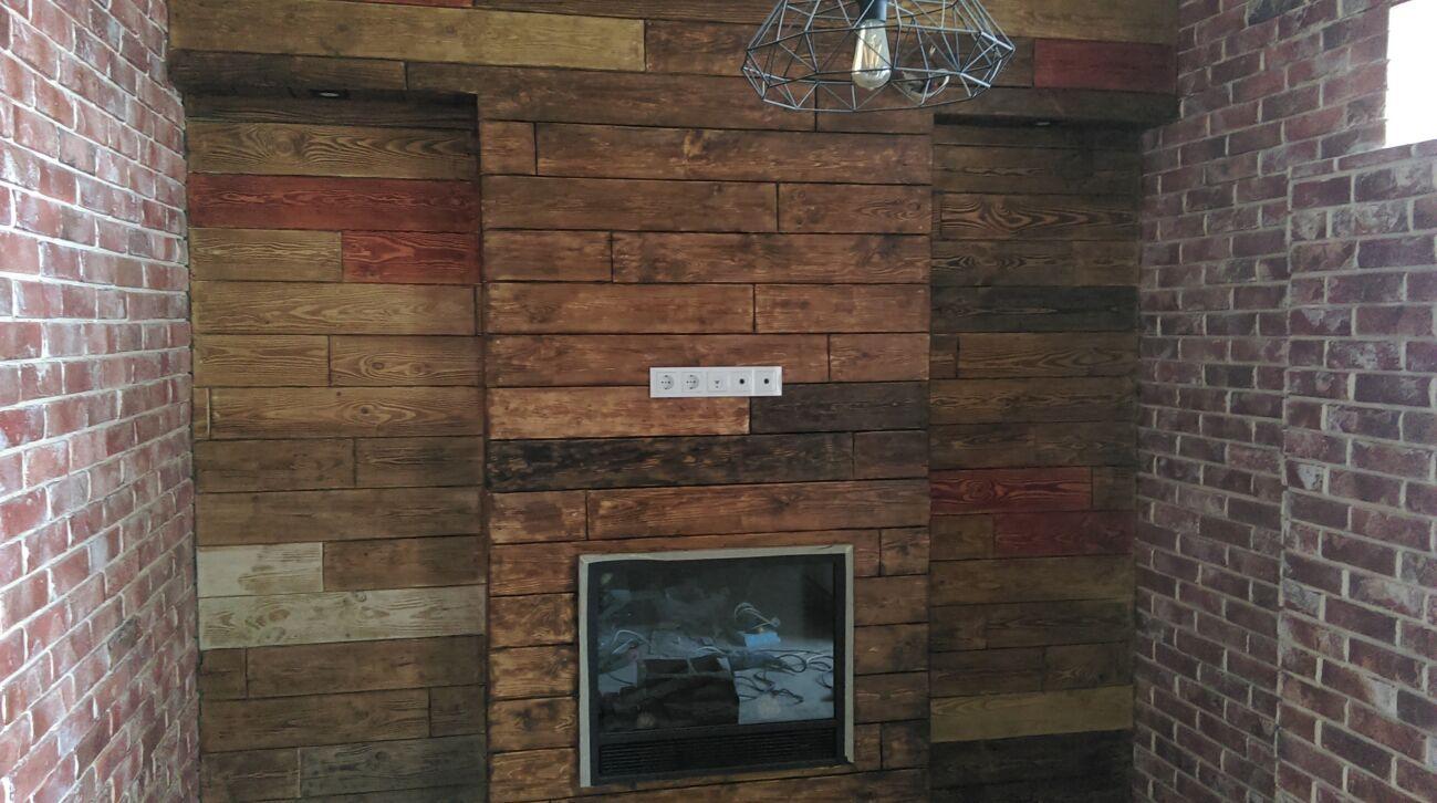 Отделка из дерева Столярные работы Укладка вагонки доски пола Харьков