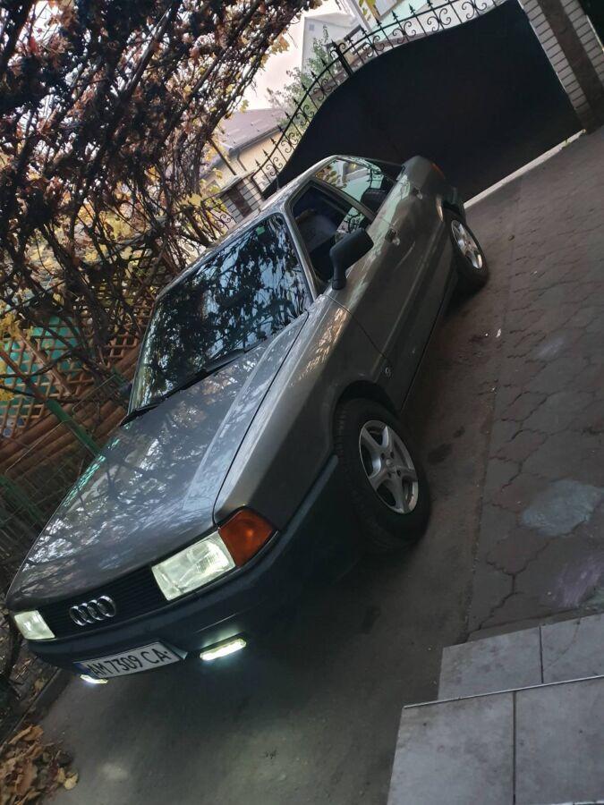 Очень срочно продам Audi 80