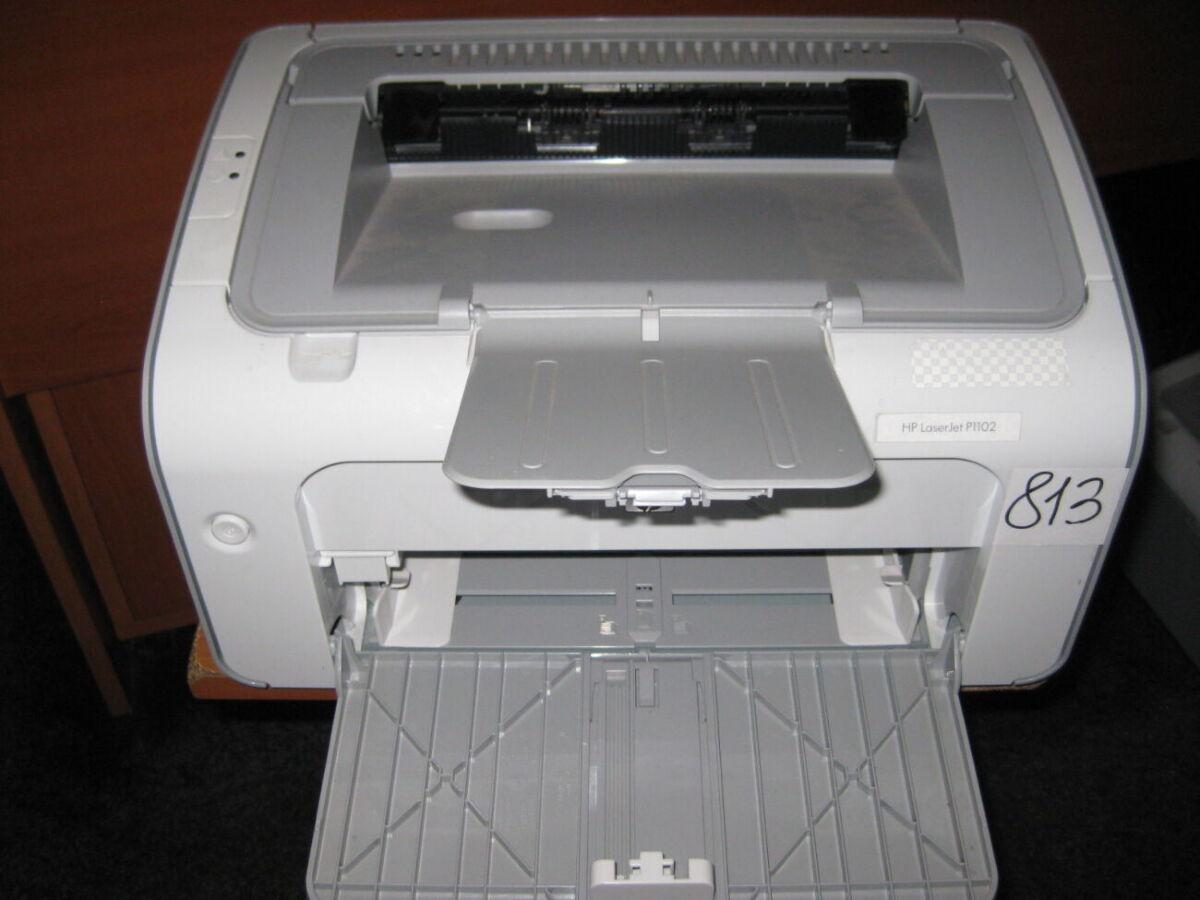 Принтер лазерный HP LJ P1102