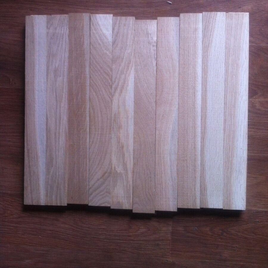 Паркет дуб ( мікс) , змішаний 1,2,3 сорти