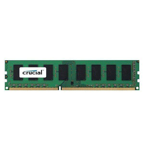Оперативная память DDR3 4Gb Crucial Technology PC3-12800 (800 МГц)
