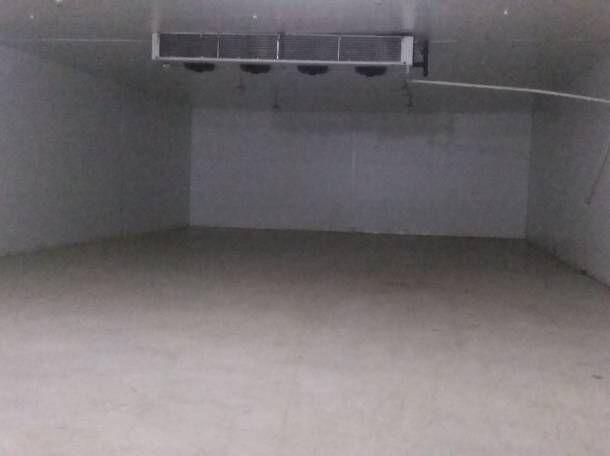 .сдам в аренду морозильный склад 60 м2.
