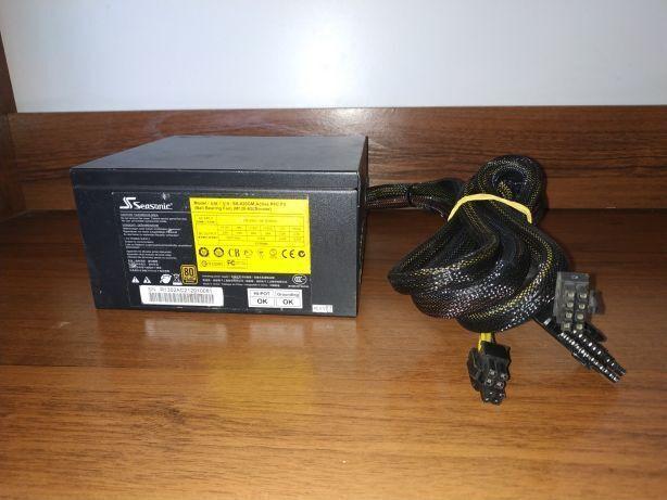Блок живлення SeaSonic SS-620GM 620W