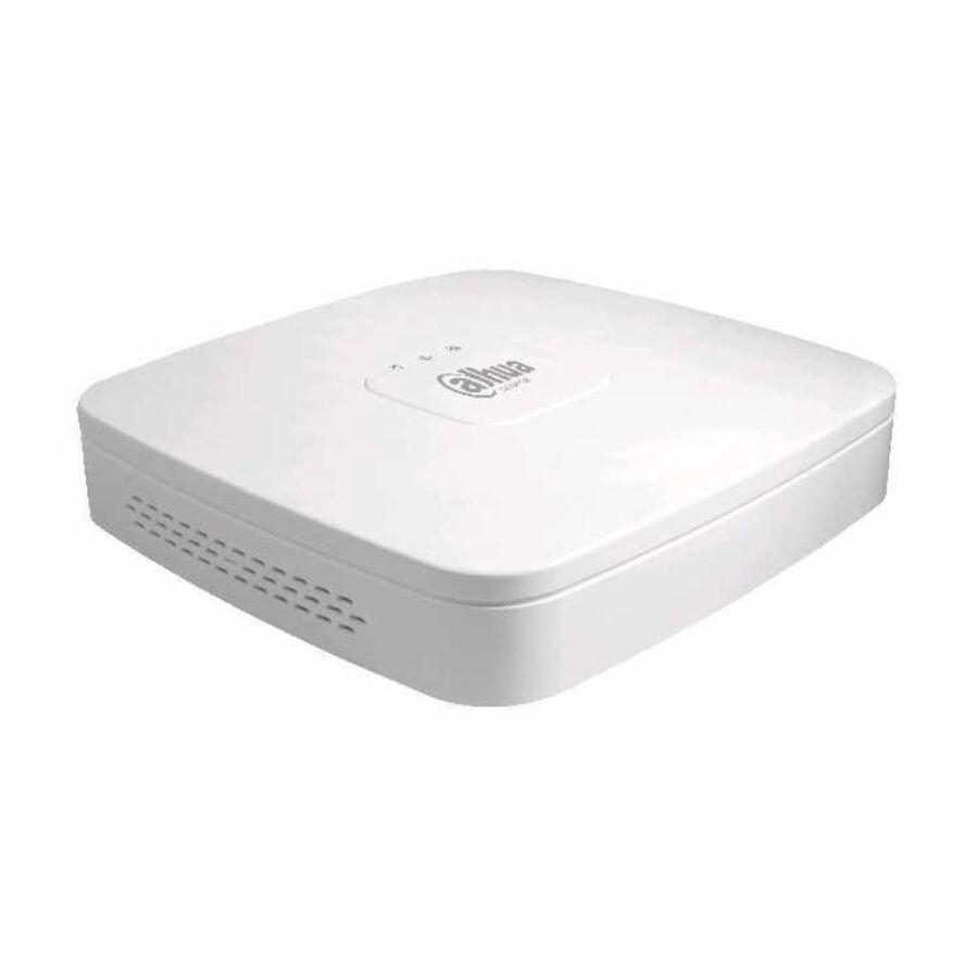 Dahua DH-NVR2104-4KS2. 4-канальный Smart 4K сетевой видеорегистратор
