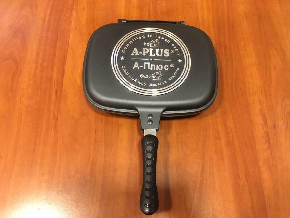 Сковорідка турбогриль A-Plus