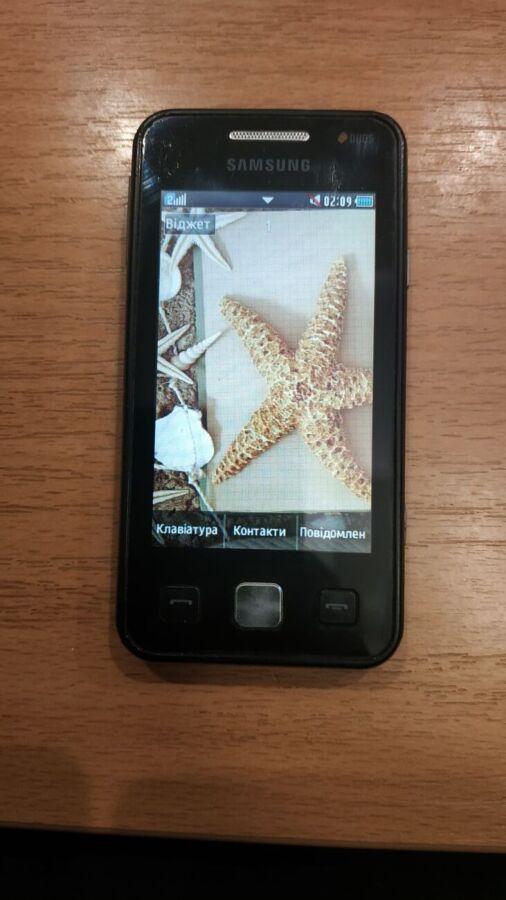 Телефон Samsung Star 2 Duos GT-C6712
