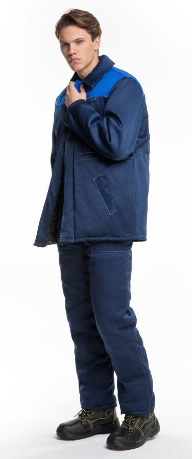 Рабочая утепленная куртка