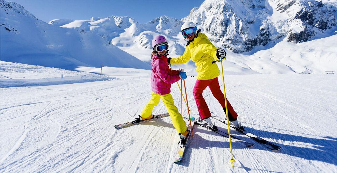 Закарпатье, лыжи, сноуборд.