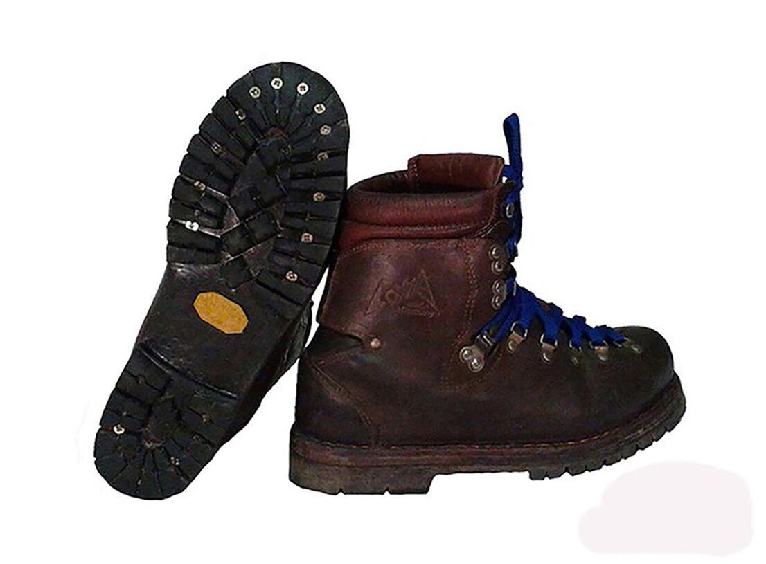 Горные ботинки.Размер 39.5/25.5 см.