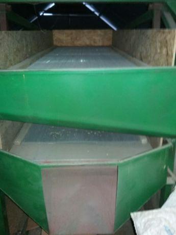 Очистная машина для зерна