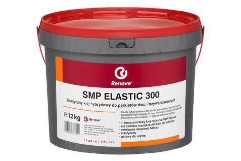 Паркетный клей Renove SMP Elastic 300 эластичный клей 12 кг.