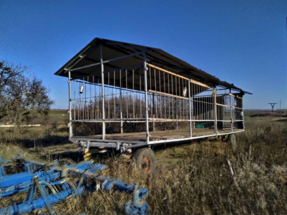 Продам павильон для ульев 40 000 грн