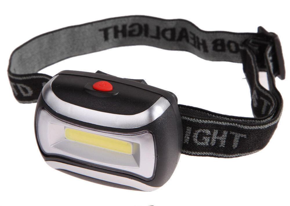 Фонарь налобный BL 2016 COB LED лампа яркая