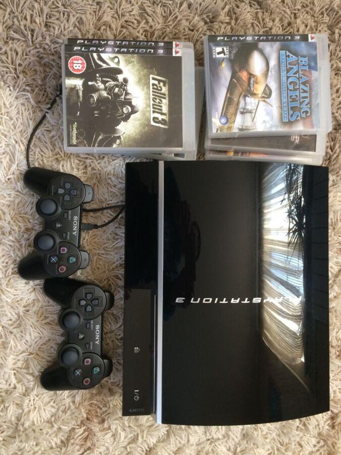 продам игровую приставку SONY playstation 3