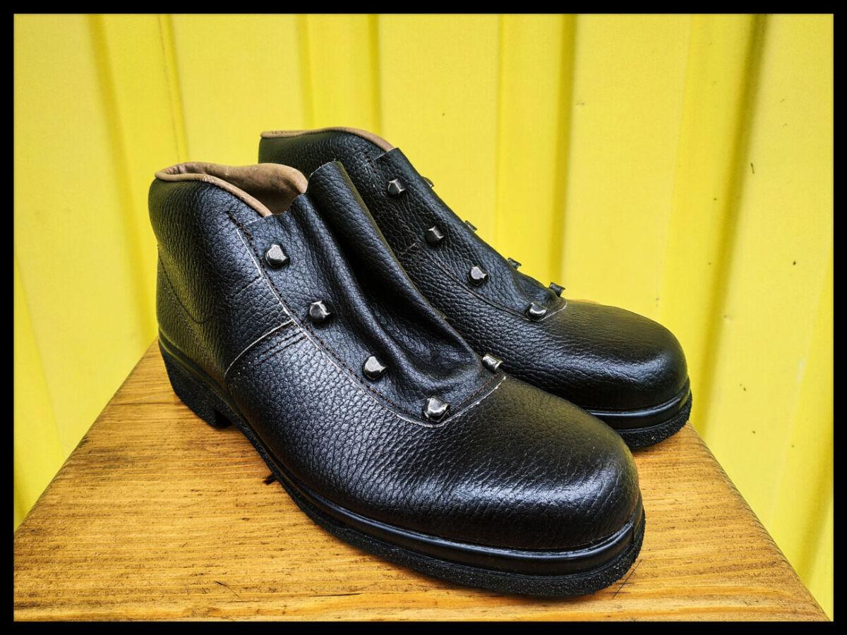 Рабочие кожаные ботинки