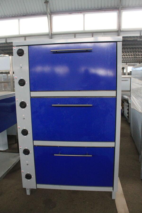 Шкаф жарочный ШЖЭ-3-GN1/1 промышленный