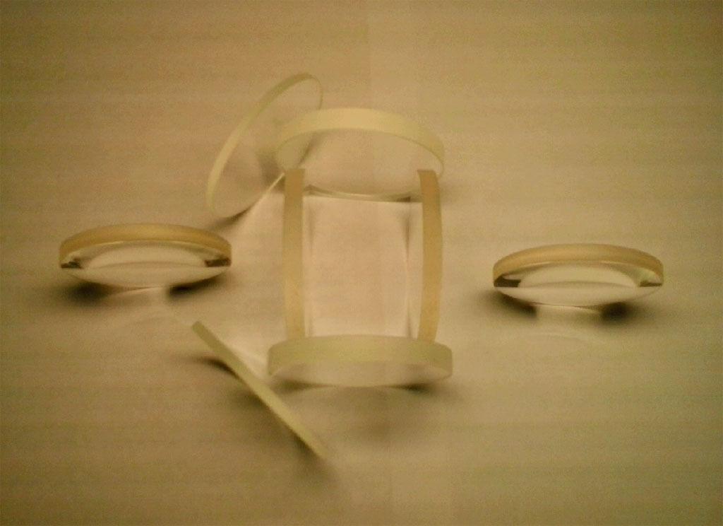 Скляні пластини з оптичного скла К8