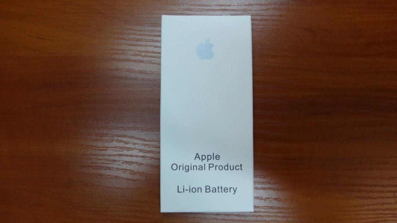 Оригинальная аккумуляторная батарея Apple iphone 6 616-0804 1810mAh
