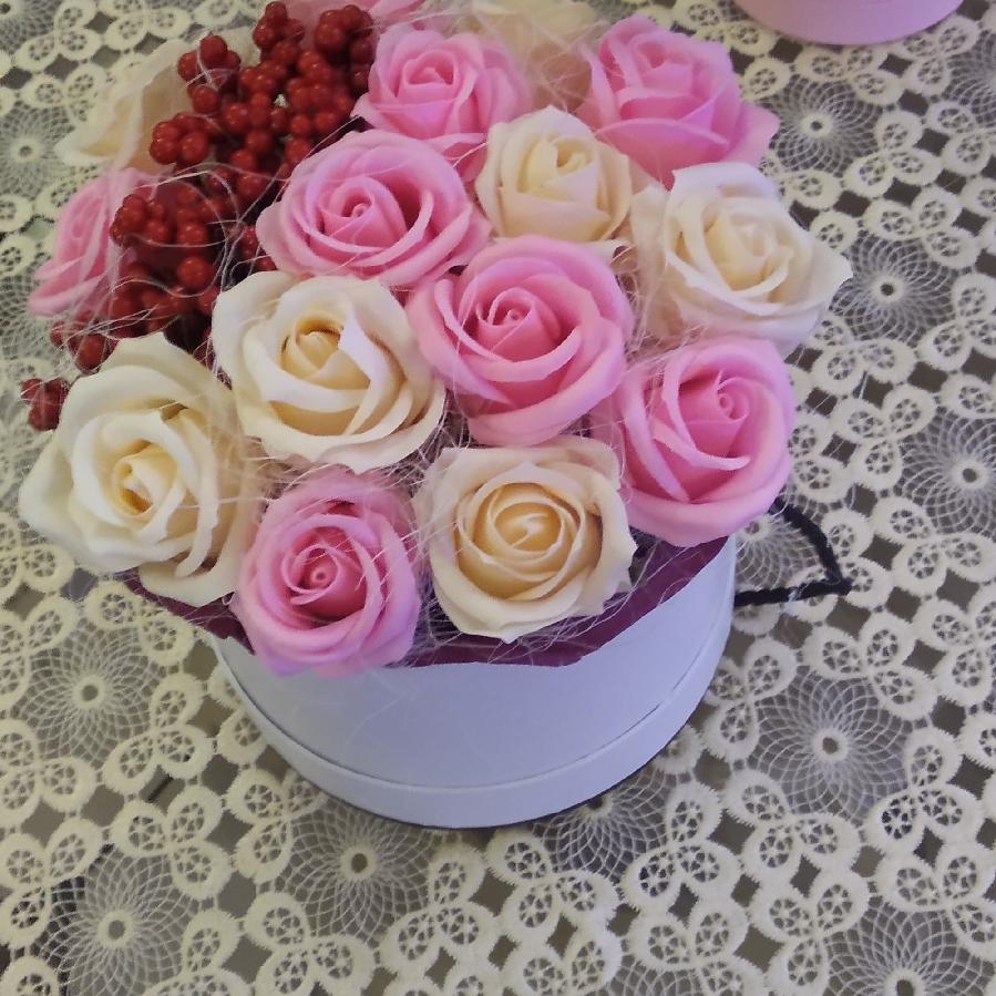 мильні троянди