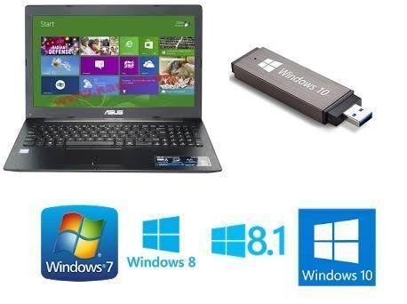 Установочная USB-ФЛЕШКА на 16 GB c Windows XP / 7 / 8.1 / 10