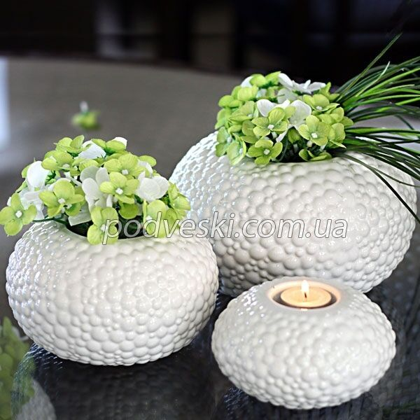 Новогодние Скидки! Керамические вазы для цветов, декор из коллекции Эт