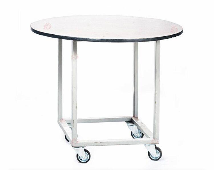 Аренда столов на колесиках для вывоза торта, тележка на колесихах