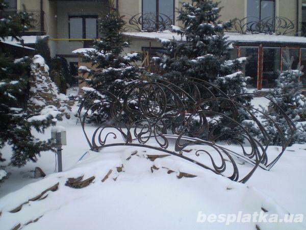 Фото 2 - Художественная ковка Харьков