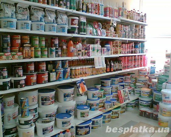 Фото 5 - Продам торговое оборудование для магазинов стройматериалов