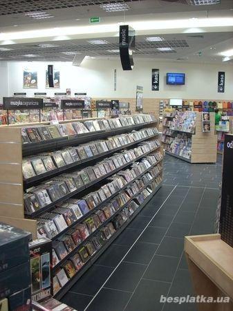 Фото 3 - Продам стеллажи для магазинов книг и канцтоваров