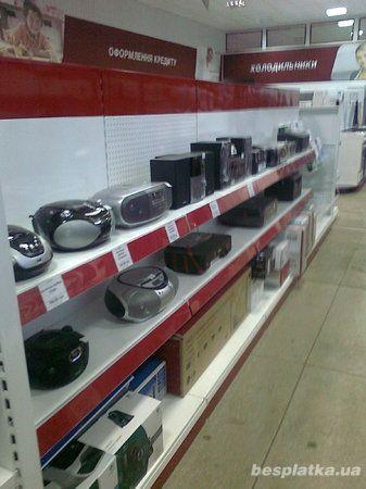 Фото 4 - Продам торговое оборудование для магазинов бытовой техники