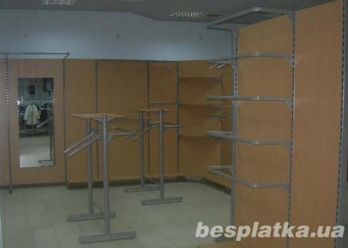 Фото 4 - Продам торговое оборудование для магазинов одежды и обуви