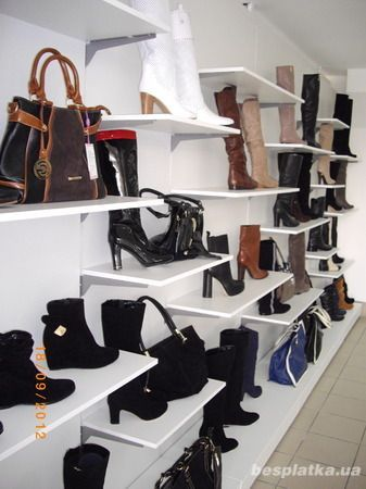 Фото 6 - Продам торговое оборудование для магазинов одежды и обуви