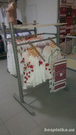 Фото 3 - Продам торговое оборудование для магазинов одежды и обуви