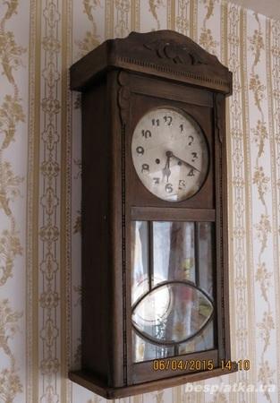 Фото 2 - Куплю настенные, каминные, напольные часы, икону, мебель и др антик