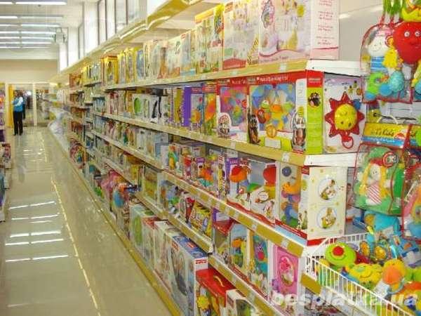 Фото 3 - Продам торговое оборудование для детских магазинов