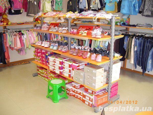 Фото 4 - Продам торговое оборудование для детских магазинов