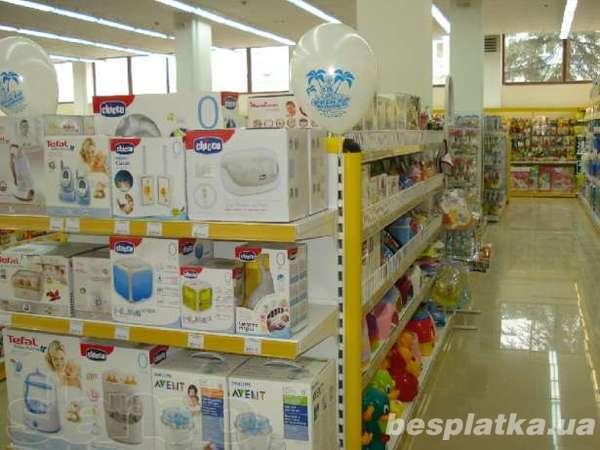 Фото 6 - Продам торговое оборудование для детских магазинов