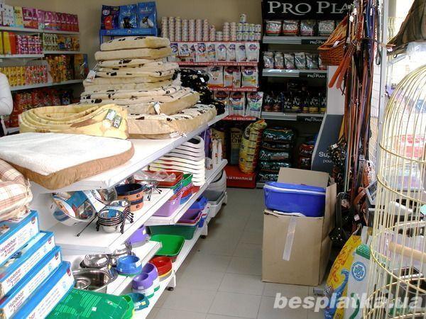 Фото - Продам торгово-выставочные стеллажи для ЗОО магазинов